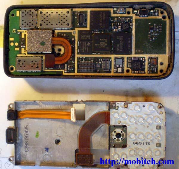 Разобрать Nokia n73-1