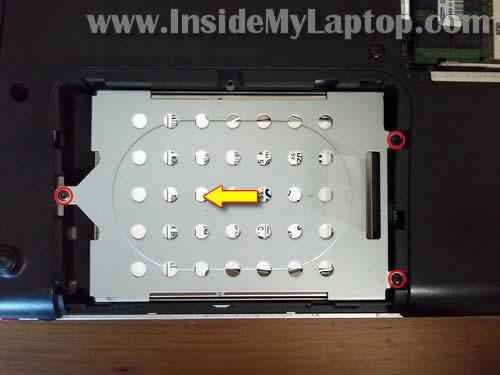 Как разобрать ноутбук Sony